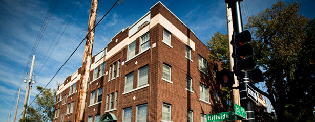 Wichita Rentals | College Hill Apts.